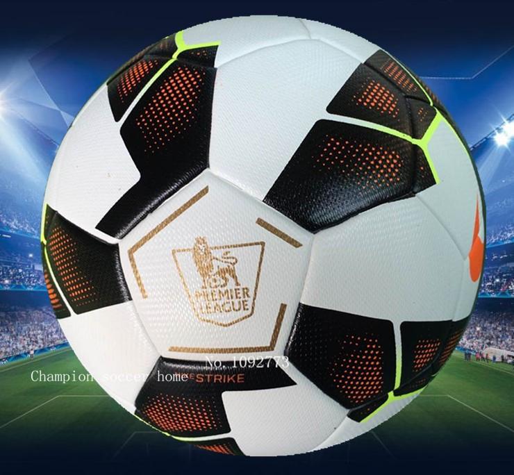 England premier soccer ball Anti-slip granules football ball size 4 ball For match Free shipping(China (Mainland))