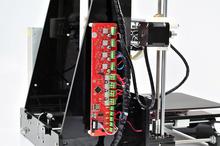 Hot sales Size 220 220 235mm High Quality Precision Reprap Prusa i3 DIY 3d Printer kit