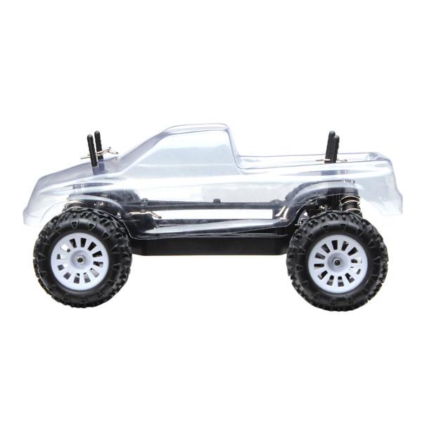 XC DIY Racing 1/18 Monster Car Kit RC Car Kit Brushless Version<br><br>Aliexpress