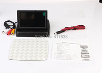 CCTV монитор NOVOXY 4.3/480 * 234 TFT LCD  S4301H