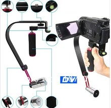 free shipping camera dslr Stabilizer video dslr Photo Studio Accessories for Compact DSLR Camera Video Camcorders Steadicam