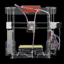 Reprap Prusa I3 DIY 3D Printer 3 D impressora KIT 3d Printers machine 7 Material size