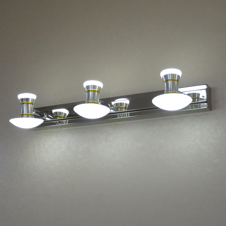 Bathroom vanity mirror lights led wall lamp wall lamp for Bathroom vanity lights