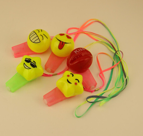 20pcs/lot children gift,LED whistle/light cute whistle /LED Competition World Cup Whistle wholesale(China (Mainland))