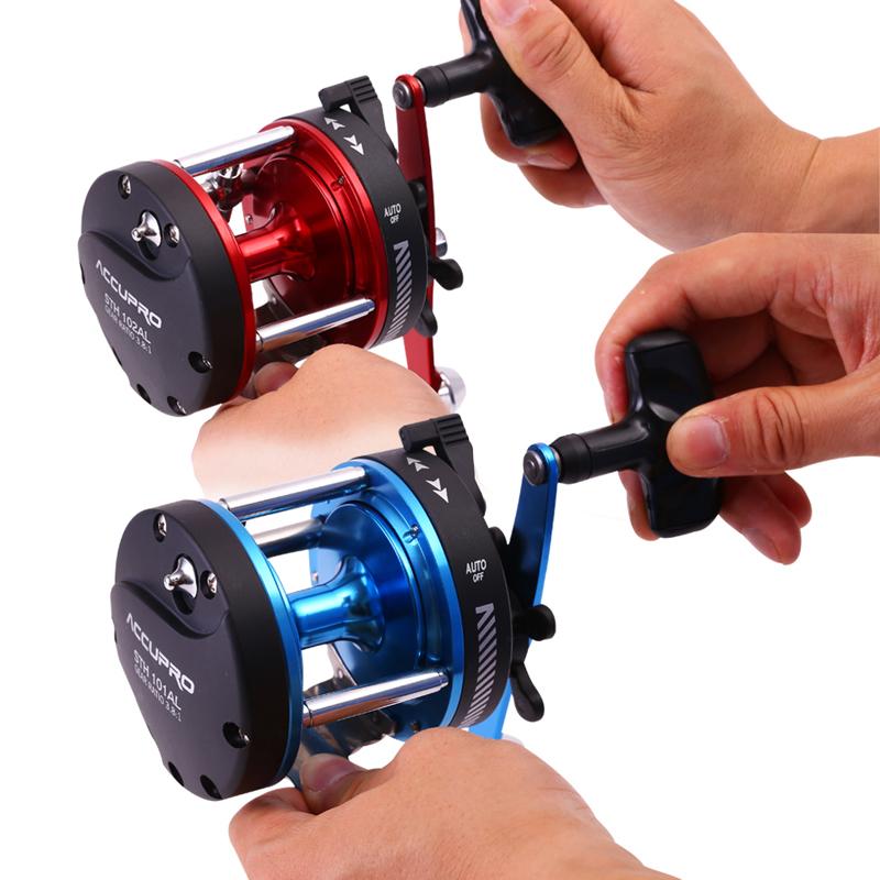 Bait casting fishing reel top quality metal fishing reels for Top fishing reels