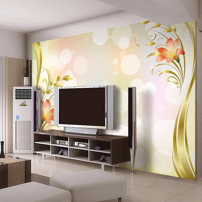 Aliexpresscom Buy Sofa Tv Background Wallpaper 3d
