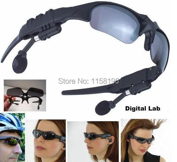 High Quality Sunglasses MP3 Player 2GB Memory 4 Colors + Accessories + Retail Package DHL Fedex 100pcs/lot Free Shipping(China (Mainland))