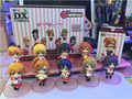 New 9pcs Cute Love Live Anime School Idol Project Boxed PVC Action Figure Collection Model Toy