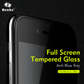 Benks Anti Blue Ray Full Coverage Protective Film for iPhone 7 7plus Phone 0 3mm 9H