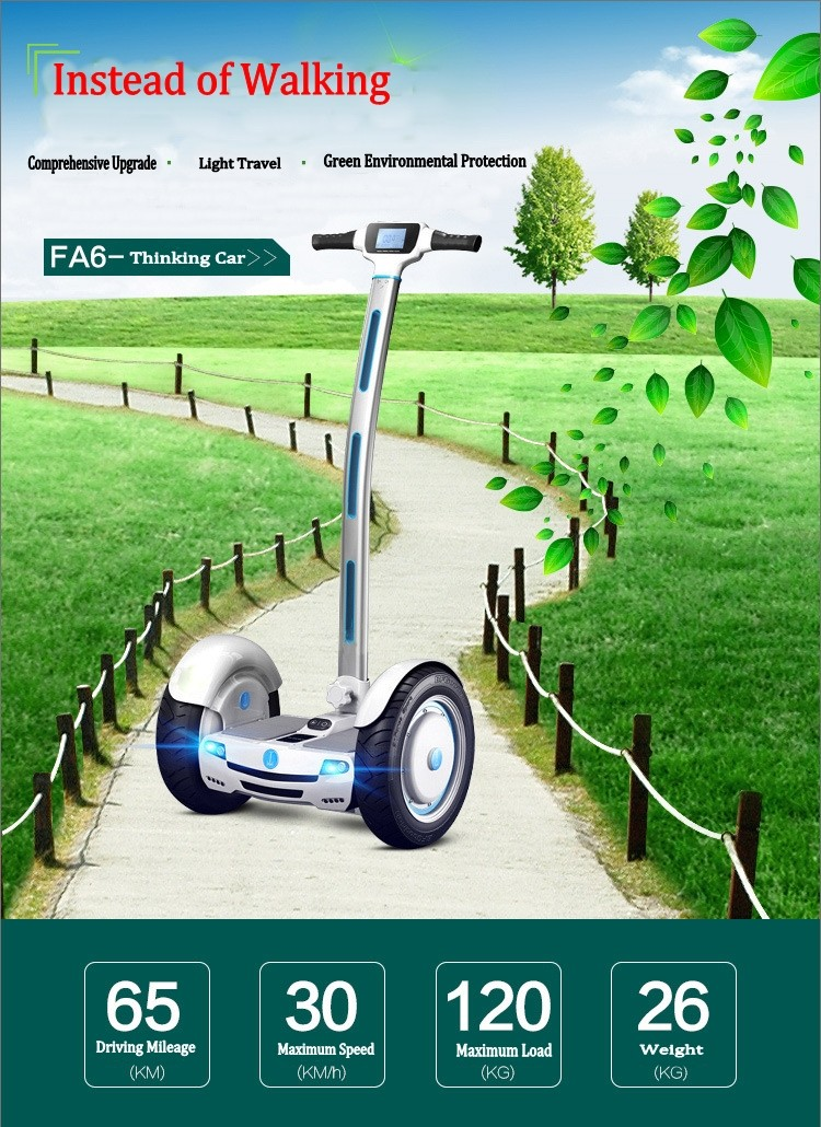 15 Inch High Tech Materials two-Wheel Self balancing scooter transporter Vehicle off road Motocross Hoverboard with LED Display 8