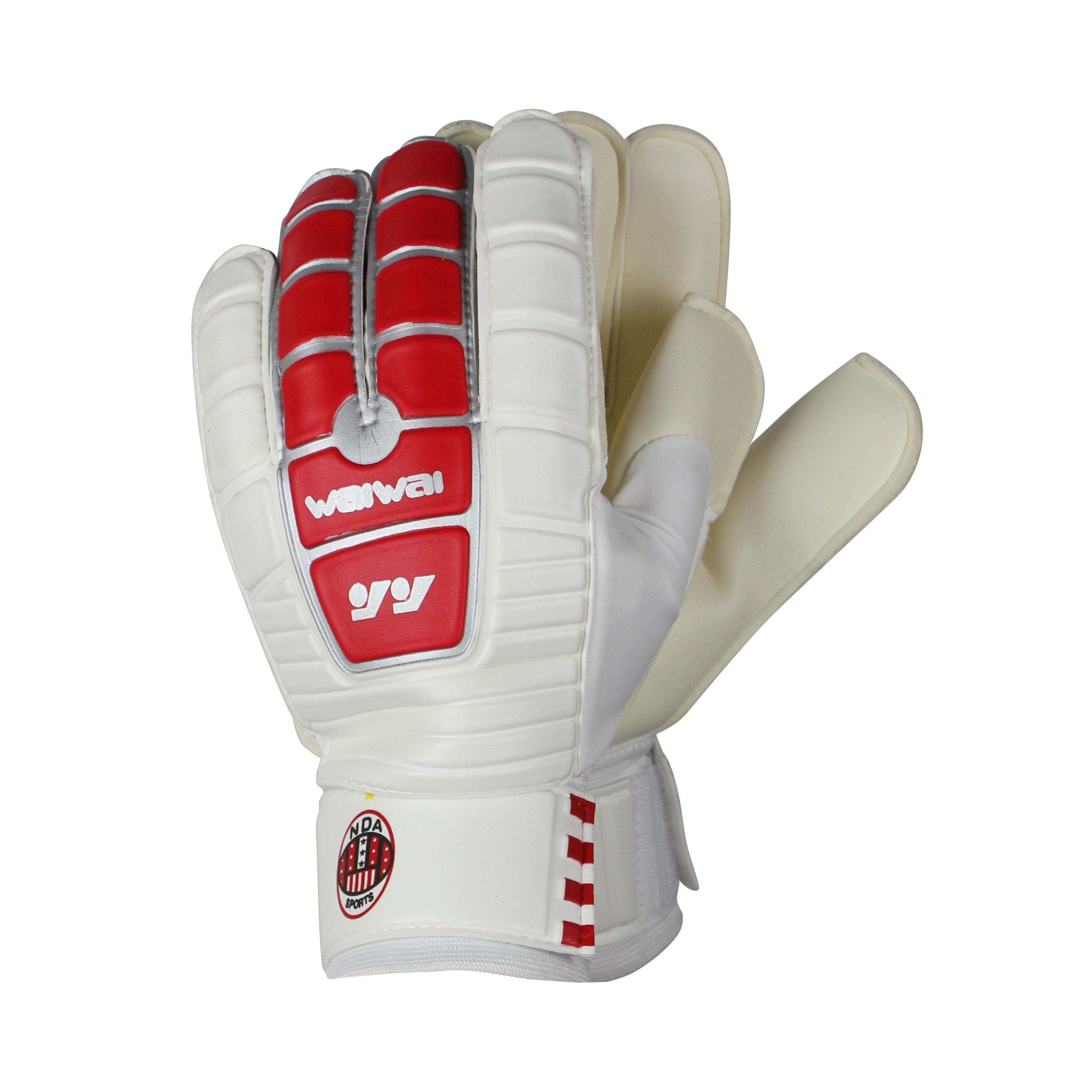 907 top goalkeeper gloves professional football goalkeeper gloves finger band with finger protection finger safe(China (Mainland))