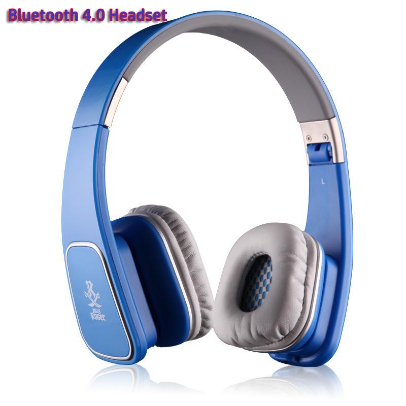 100% Original Genuine JullyRoger M1 Bluetooth 4.0 Headset Sports headphones headband Wireless earphone with mic free shipping(China (Mainland))