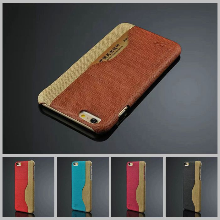 I6s Big Discount Ultra Thin Slim Leather Case for iphone 6s 4.7 Inch Card Back Cover for Apple iphone 6s Capa Vintage Style(China (Mainland))