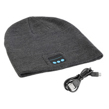Wireless Bluetooth Hat Winter Warm Beanies With V3.0+ EDR Bluetooth Music Hat Skullies Unisex Cool Knitted Cap Hot Selling(China (Mainland))