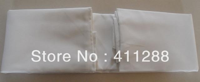 free shipping white rectangle tablecloths 140*240cm,  seamless, iron-free