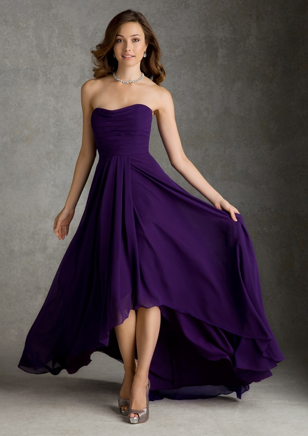 Purple Bridesmaids Dresses Under 100 - Wedding Dress Ideas
