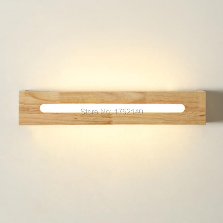 Popular japanese style lamp buy cheap japanese style lamp for Applique led salle de bain 80 cm