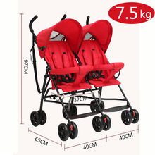 Double stroller cheap online shopping-the world largest double ...