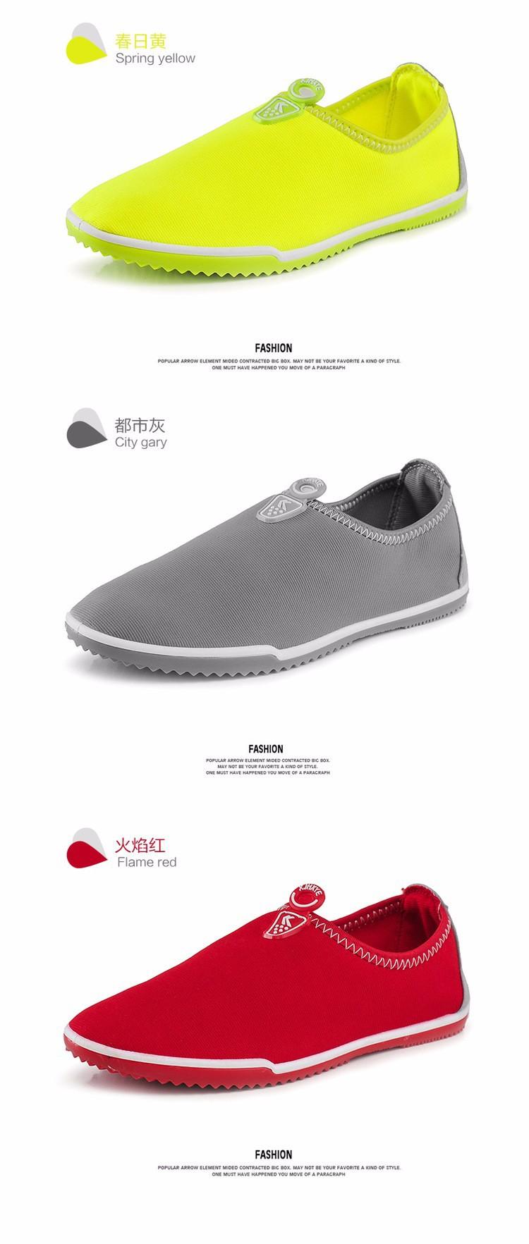 Женская обувь на плоской подошве 2015 A1014 5