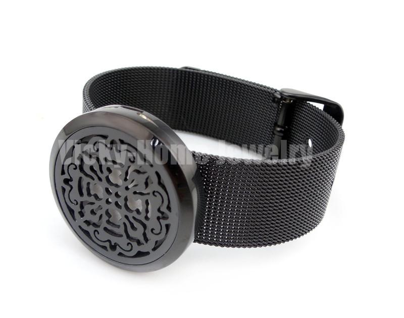 VH-PDL159-6 Diffuser Locket Bracelet