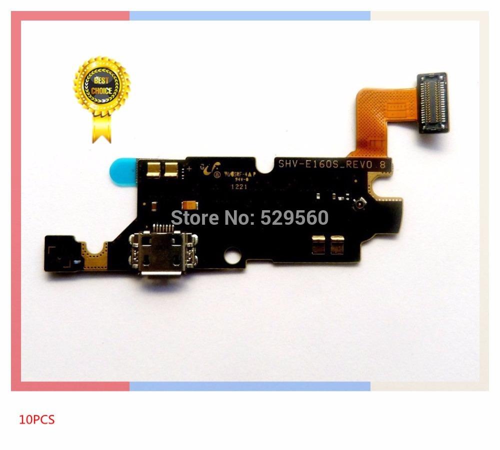 100%рабочий оригинальный Разъем Док-станции зарядки USB-порт Flex кабель для Samsung Галактика i9220 Примечание/N7000/e160 10шт/много