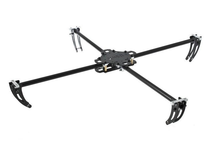 New2Pcs X450 3D Carbon fiber frame Four rotor Four axis aircraft 4 axis QuadCopter Aircraft frame aircraft parts for diy Xcopter