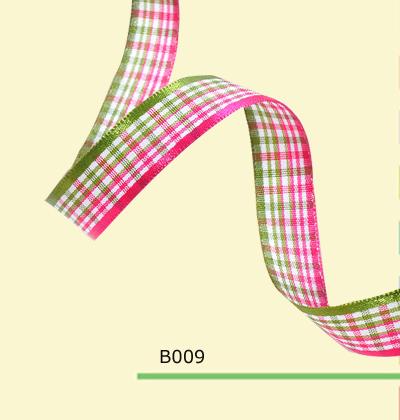 1 5 inch 38mm Scottish font b Tartan b font Plaid Ribbon