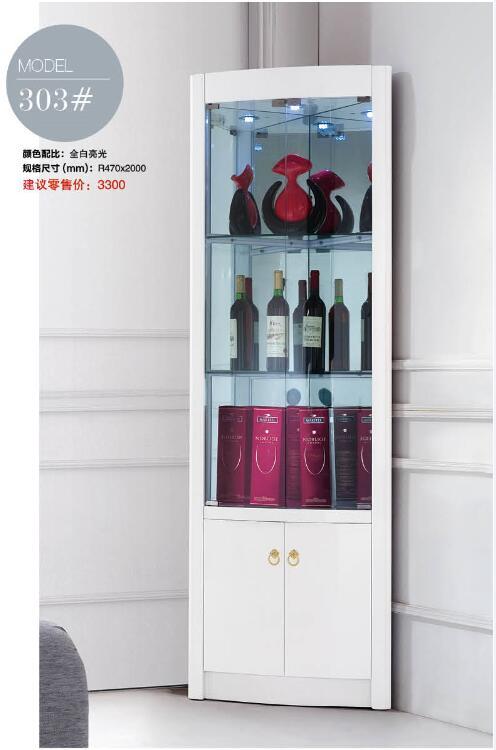 Popular modern corner cabinet buy cheap modern corner cabinet lots from china modern corner - Modern small cabinet for living room ...
