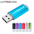 WANSENDA 128gb usb flash drive 64gb usb stick 32gb pen drive 16gb 8g usb 4g pen