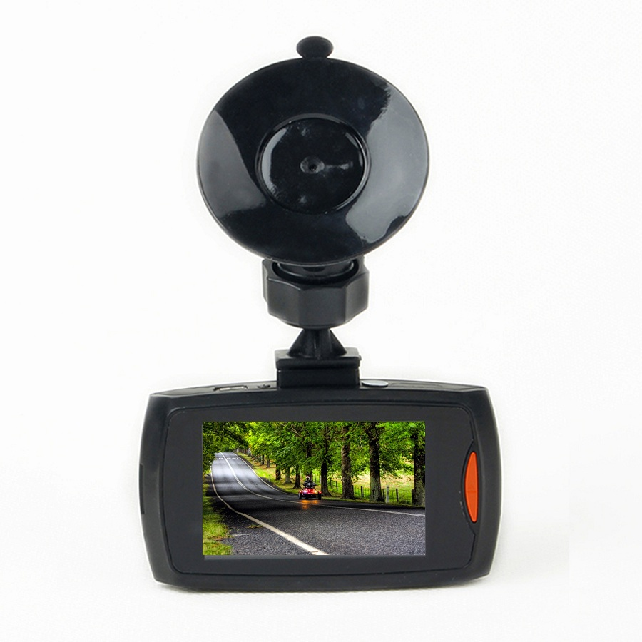 2.4 Inch Car DVR 120 DegreeWide Angle Car Video Camera LCD VGA Dash Cam Night Vision Motion Detection With Car Charger CMO3(China (Mainland))