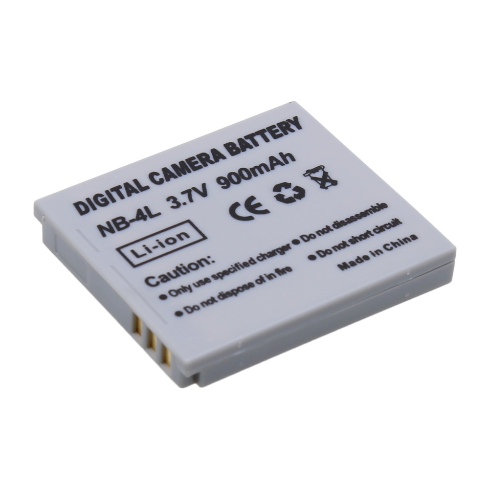 4 Nb 4l Rechargeabe Batteries Pack Charger For Canon Ixus 40 18650 Battery Protection Circuit Board 259 V 7s Liion 3 1 2