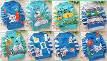 Пуловеры  от hanfeng shi's store для Мальчиков, материал Хлопок артикул 1958066183
