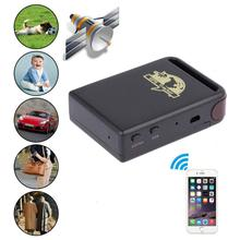 Hot marking  Mini Vehicle GSM GPRS GPS Tracker Car Vehicle Tracking Locator Device TK102B N8(China (Mainland))