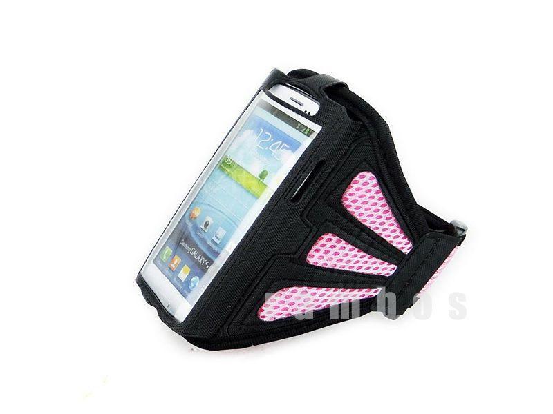 Ремень с карманом под телефон на руку OEM Samsung Galaxy S3 i9300 MA004 ремень с карманом под телефон на руку armband samsung 5 0 for galaxy grand prime g5308w
