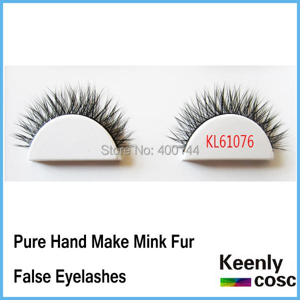 Fastest Shipping! Professional hand made mink fur eyelash thick false eyelashes mink fur voluminous makeup OEM service<br><br>Aliexpress