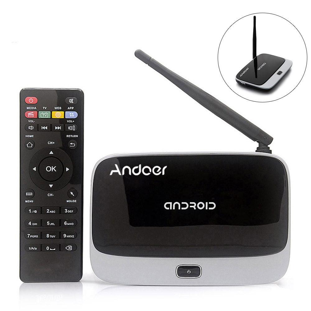 [ES Stock]CS-918T 1080P Smart Android 4.4 TV Box Rockchip RK3128t Quad Core Cortex A7 2G/16G XBMC DLNA Airplay WiFi Bluetooth EU(China (Mainland))