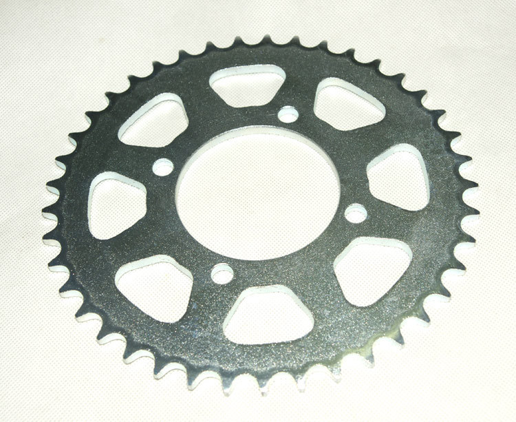 After the original gn250 sprocket for Suzuki Free shipping