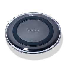 Universal Qi Wireless Charger USB Charging Pad For Samsung Galaxy S6 / S6 edge / S7 edge plus / Note 5 / Note 7 Elephone P9000(China (Mainland))