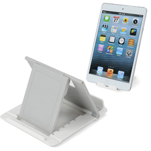Mini Cell Phone Holder Mobile Holder Phone Stand Folding Bracket for Smartphone iPhone 5S 6SiPad Xiaomi Redmi 3 Note 2 Meizu m2(China (Mainland))