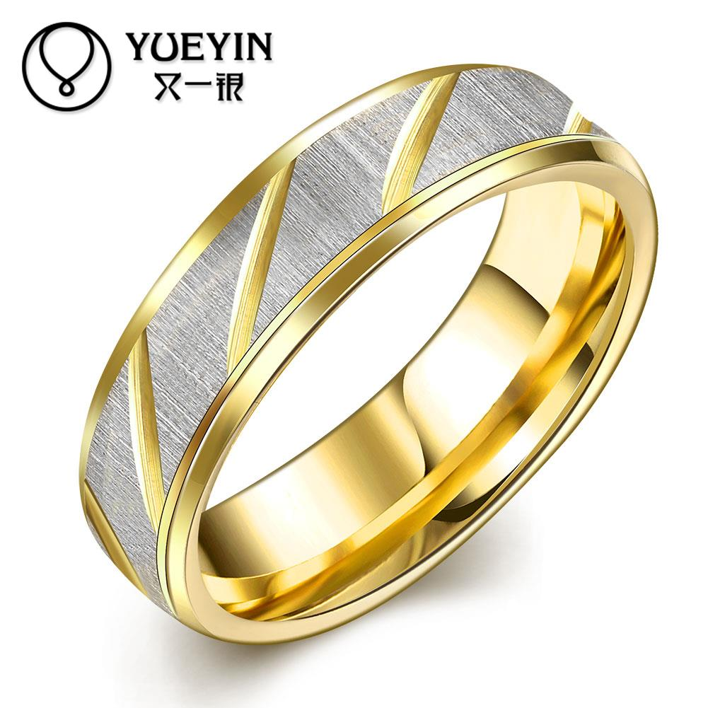 New Fashion titanium steel ring for men Engraving letters finger rings big crystal popular design ring for lovers R099-B-8(China (Mainland))