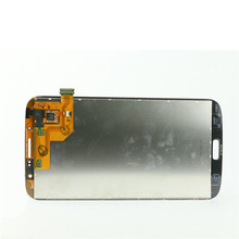 Blue for samsung galaxy mega 6 3 gt i9200 lcd Display Screen Touch Digitizer for samsung