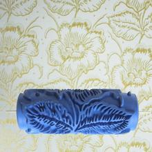 New 2015 15cm Wall Brush Painting Tool Empaistic  Painting Roller for Home Decoration  - Blue Free Shipping(China (Mainland))