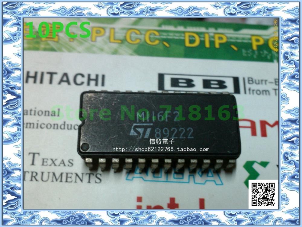 Здесь можно купить  Free shipping 10PCS M116F2CDIP  Электронные компоненты и материалы
