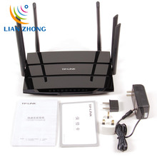 WIFI Router 1750Mbps 11AC Dual Band WIFI Repeater roteador TP LINK WDR7500 TP-LINK TL-WDR7500 V5.0 Archer C7 2 USB Ports WI FI(China (Mainland))