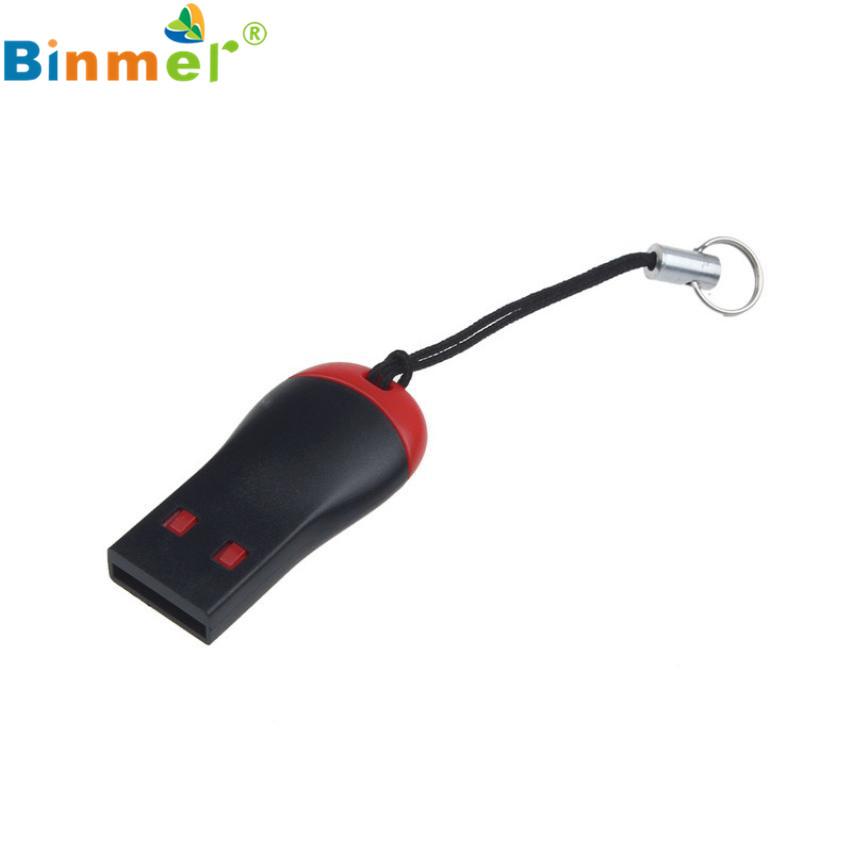 Adroit New High Speed USB 2.0 Mini Micro SD T-Flash TF M2 Memory Card Reader JAN5(China (Mainland))
