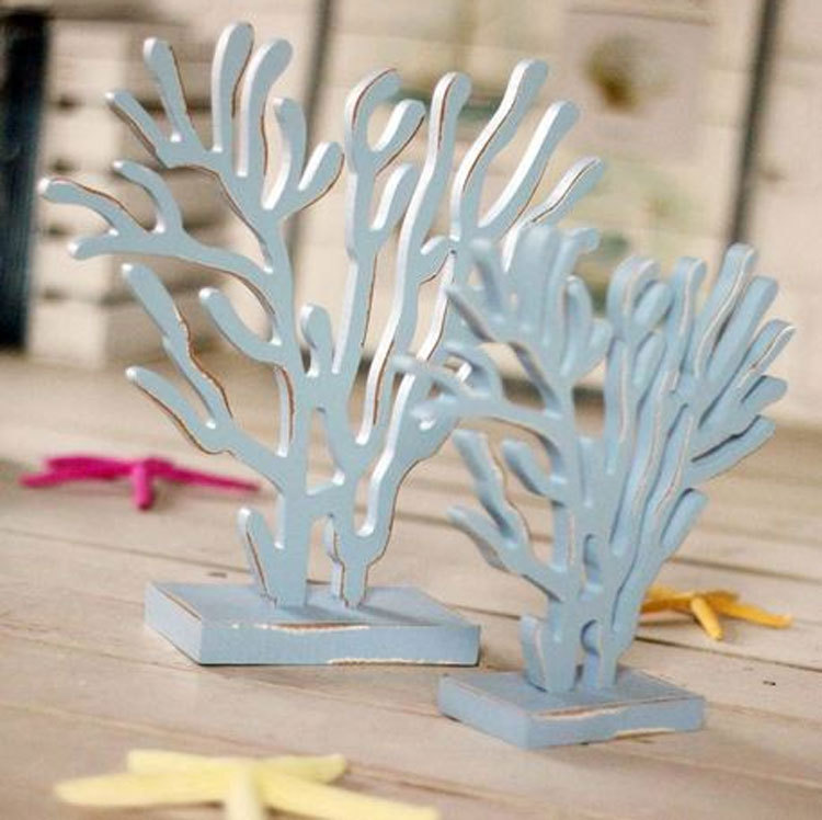 decor picture more detailed picture about wood craft mediterranean style coral trees