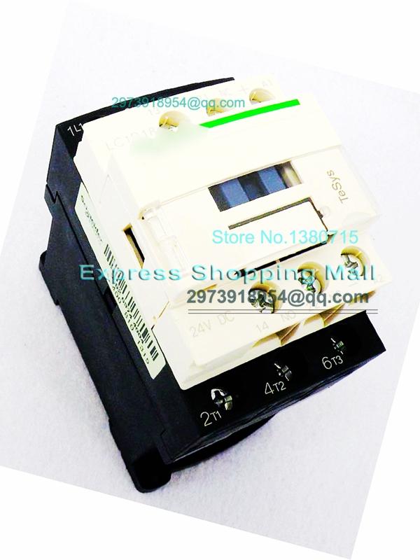 Фотография New LC1D18BDC Contactor TeSys D 18A DC 24V LC1-D18BDC