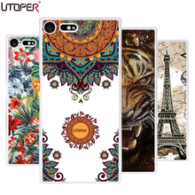 Buy Personalized DIY Case Sony Xperia X Compact F5321 4.6 Space Pattern Soft Silicone Cover TPU Phone Cases Sony X Compact for $2.24 in AliExpress store