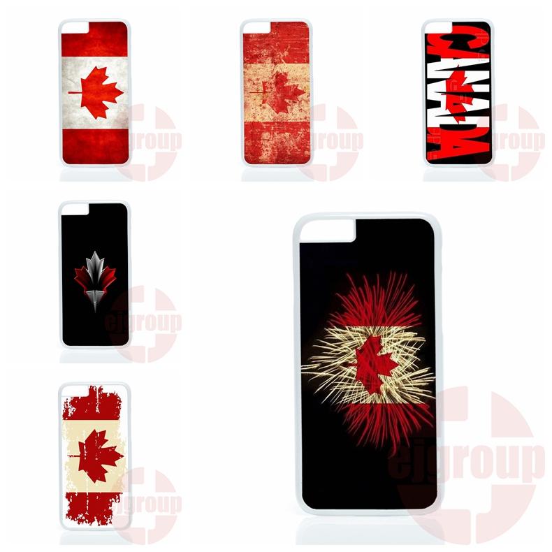 For Galaxy Core 4G Alpha Mega 2 6.3 Grand Prime S Advanced Canada FLAG Capa Case(China (Mainland))