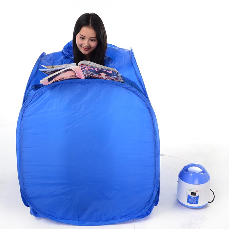 online kaufen gro handel portable sauna tent aus china. Black Bedroom Furniture Sets. Home Design Ideas